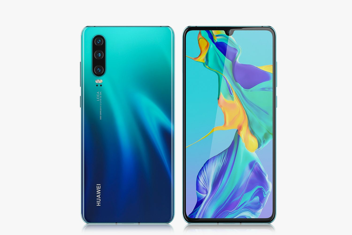 Huawei P30 And P30 Pro Collection All The Colors Huawei Topology