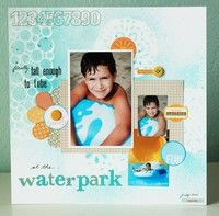 A Challenge by slsattler from our Scrapbooking Gallery originally submitted 08/05/11 at 09:33 AM
