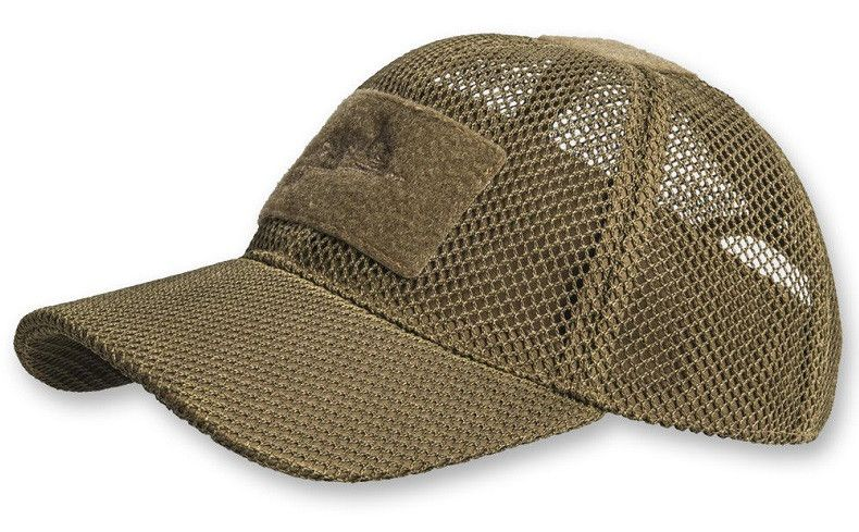Helikon Mesh Baseball Cap Coyote Tan | Army Surplus