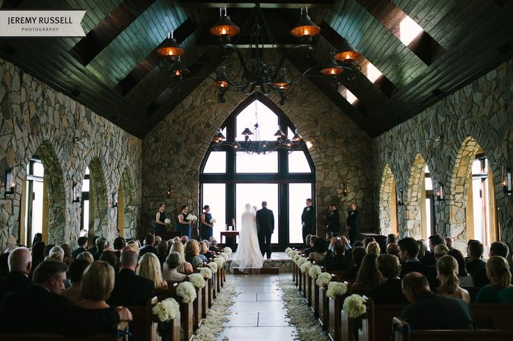 The Chapel At Cliffs Gly Landrum Sc Mountaintop Wedding