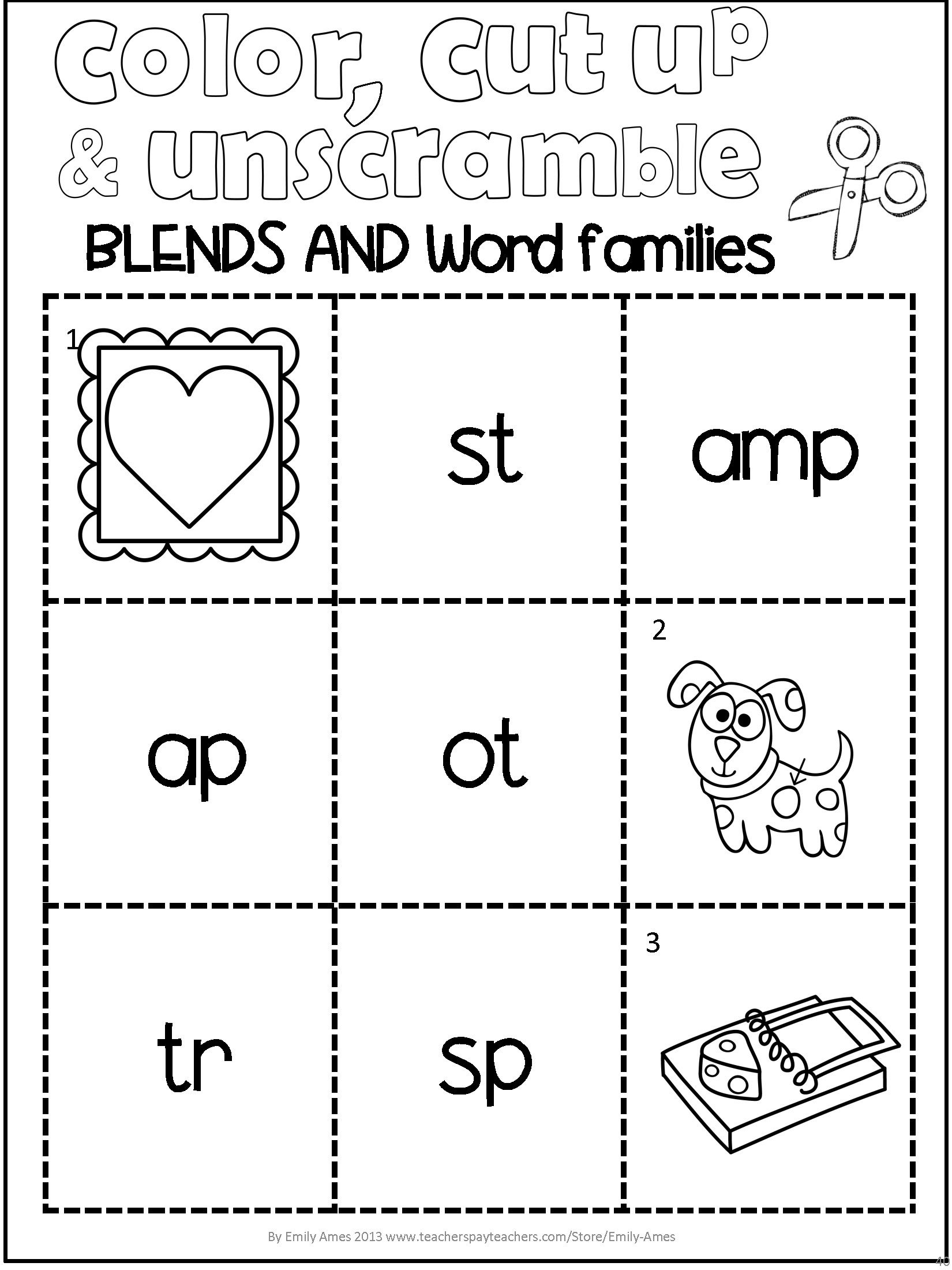 Winter Math And Word Fun Common Core Kindergarten Counting