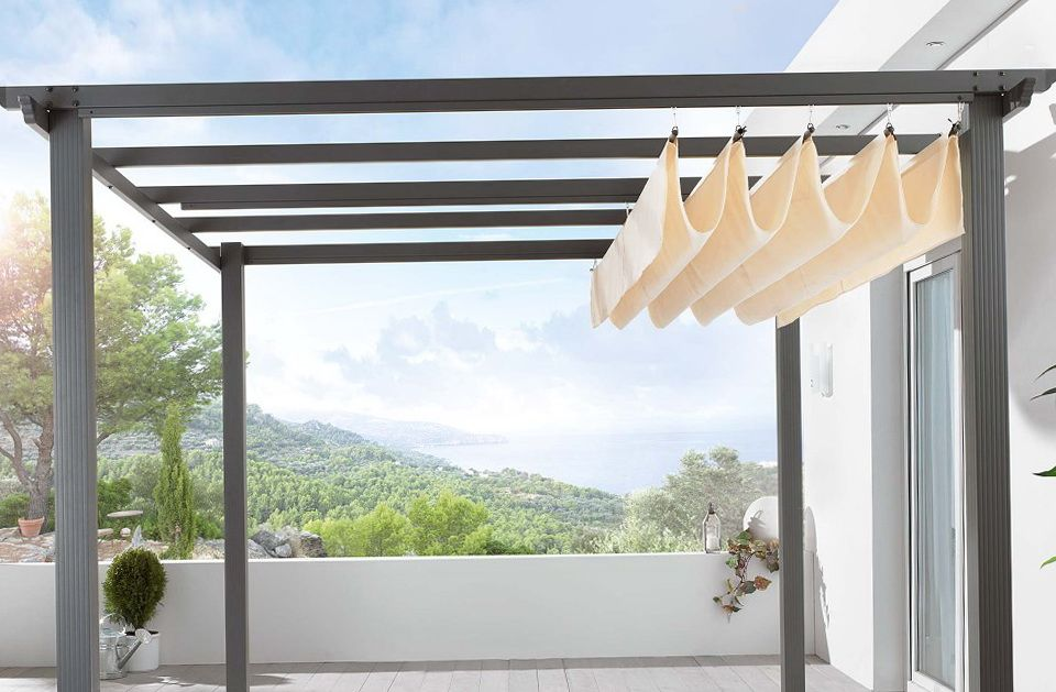 Captivating Canopy · Retractable CanopyPergolasCanopies
