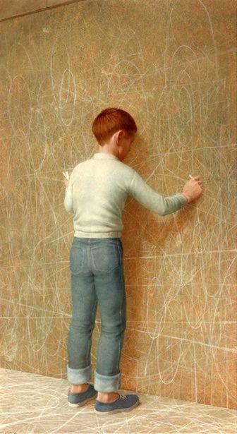 Robert Remsen Vickrey | The Wall