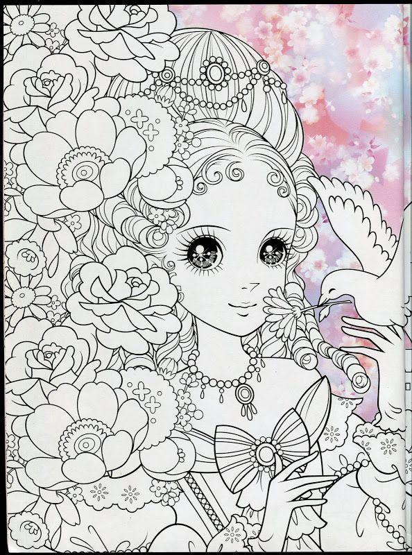 Princess Coloring Book 1 - Mama Mia - Picasa Web Albums | Colorear ...