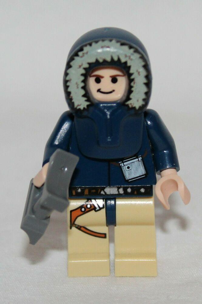 LEGO Minifiguren Baukästen & Konstruktion Lego Star Wars Han Solo  Minifigure From Set 7749