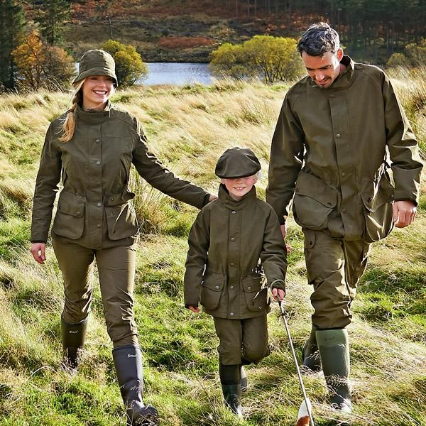 c50145ea3933b Seeland Woodcock Kids Shooting Suit | ADVENTURE | Outdoor outfit ...