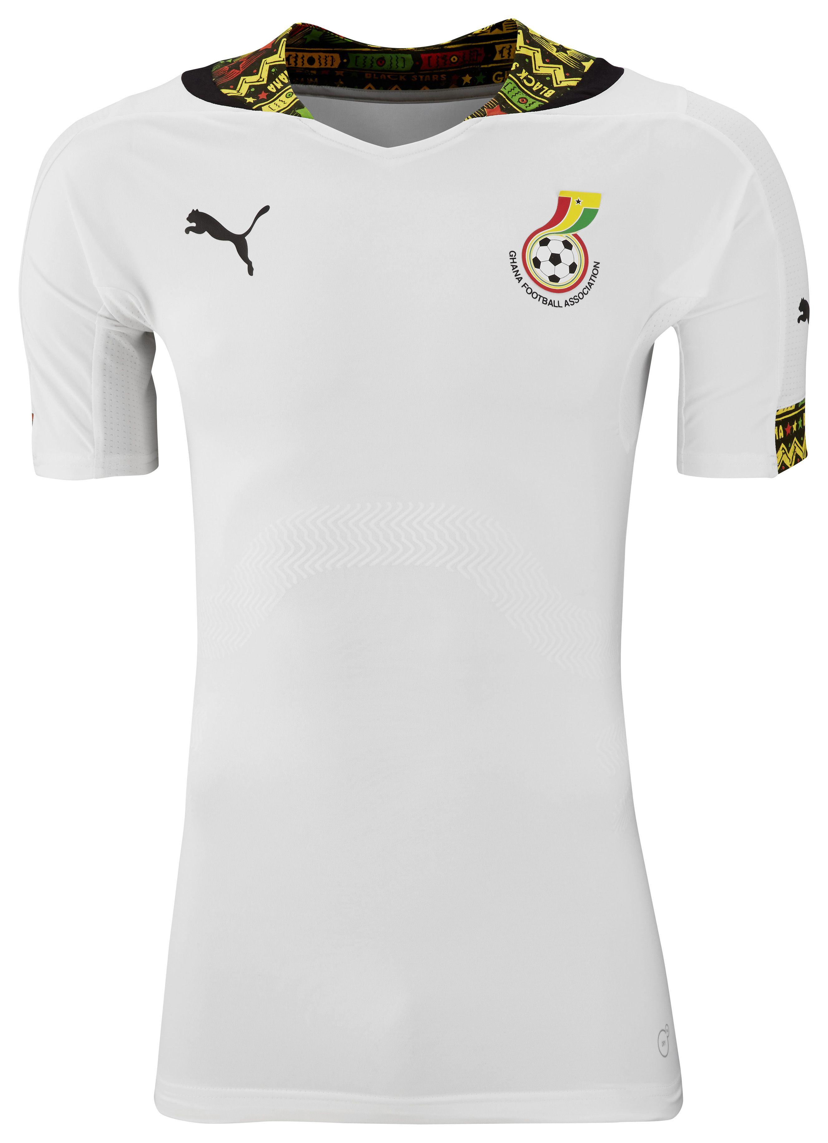 Ghana World Cup jersey 2014 (Puma)  4b541e6d1