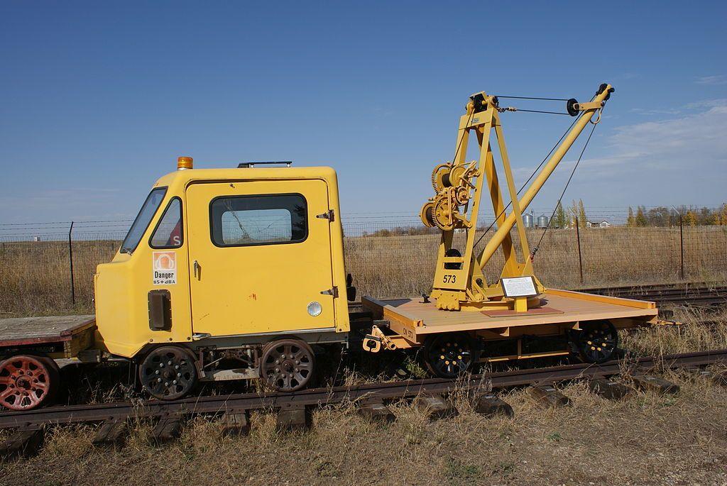 Crane (rail) Canadian