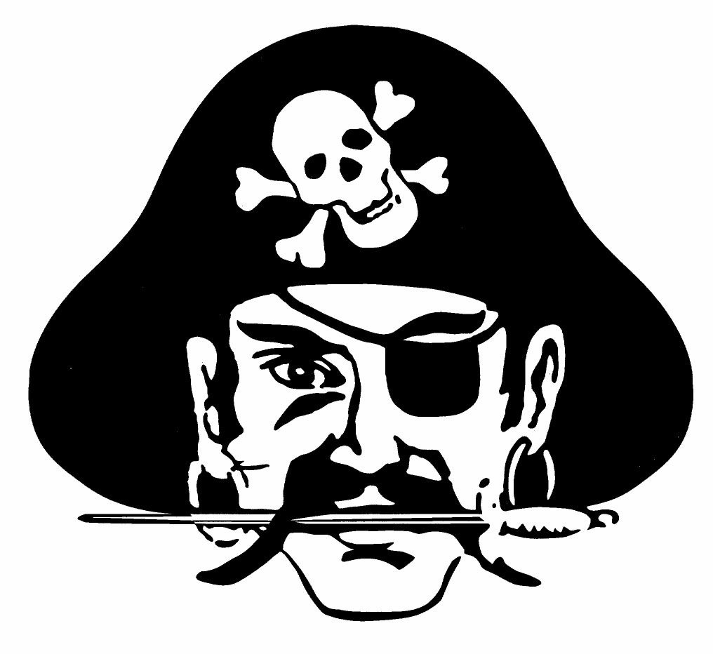 Go Pirates School Mascot Husker Du Pinterest