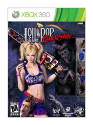 Want Lollipop Chainsaw