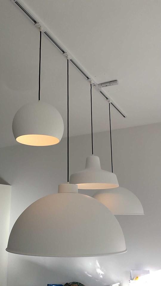 Design hanglamp MagoCup50 Magolamp: een rail zou handig zijn om ...