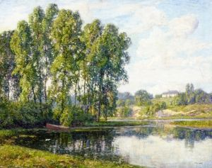 Selden's Cove - Wilson Irvine - The Athenaeum