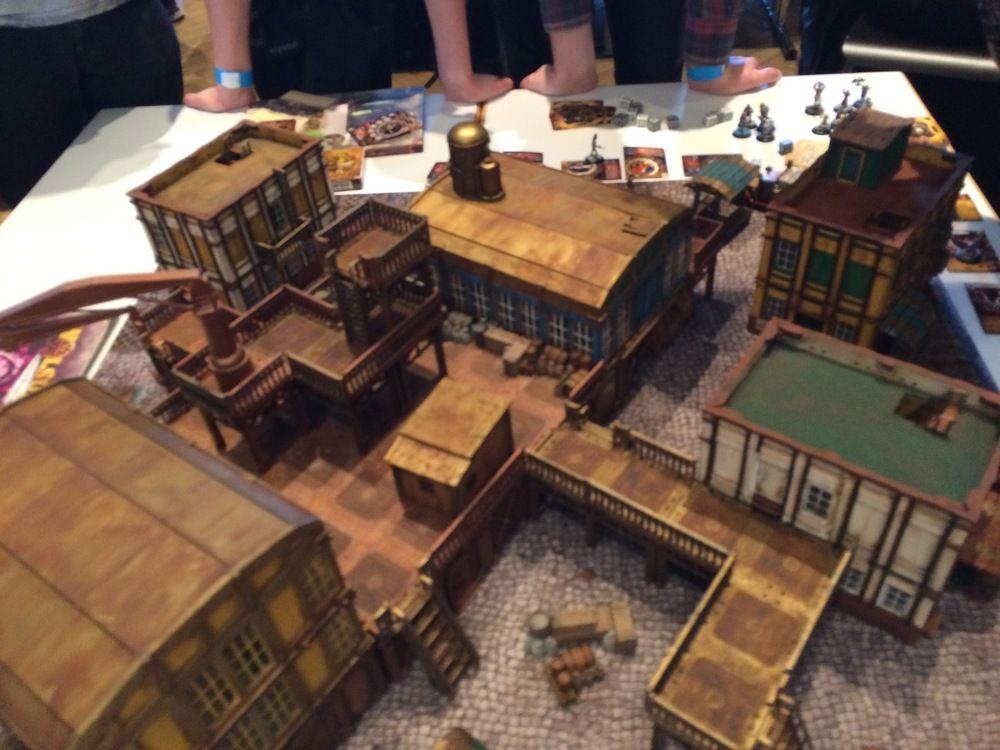 Wolsungen Demo Table