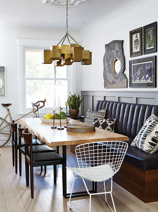 15 Reasons Your Kitchen Needs A Banquette Minimalist