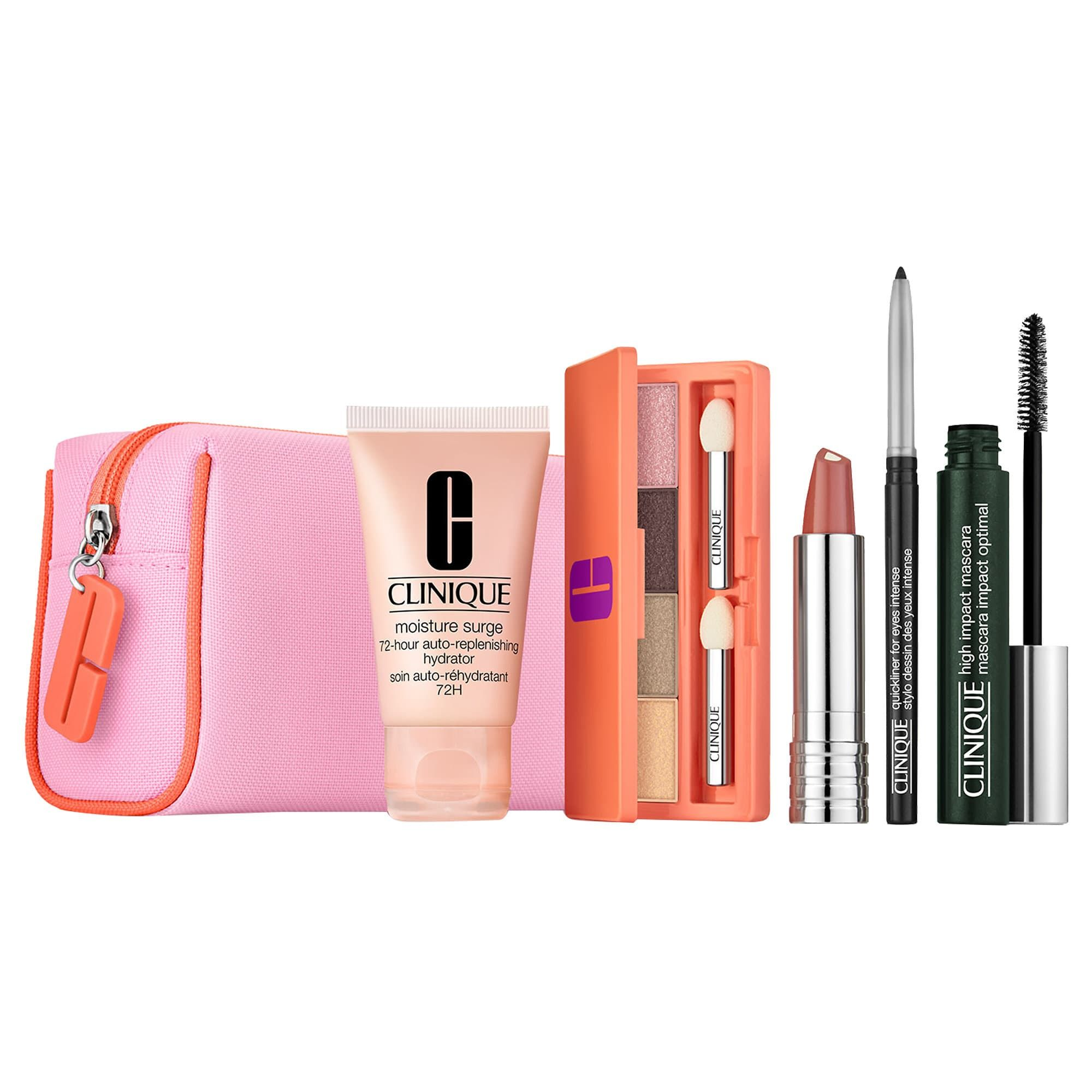 CLINIQUE Spring Into Colour Eye and Lip Makeup Set in