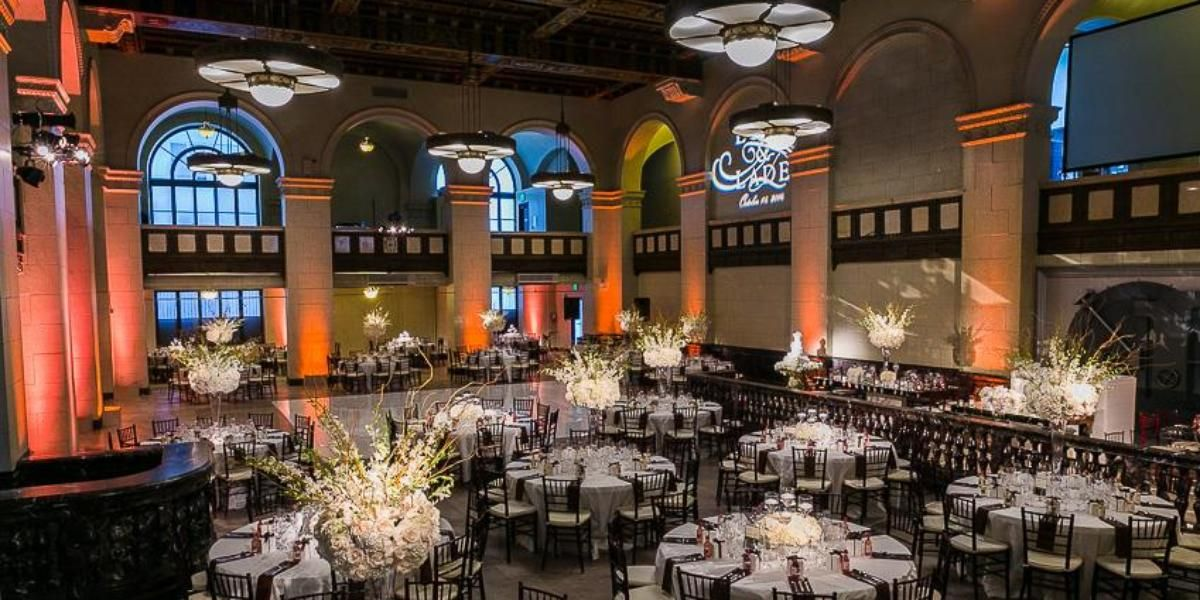 Downtown Los Angeles Wedding Venues Image United States Reception