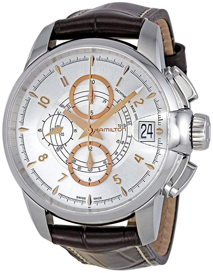 Hamilton Men's H40616555 Timeless Automatic Watch Review