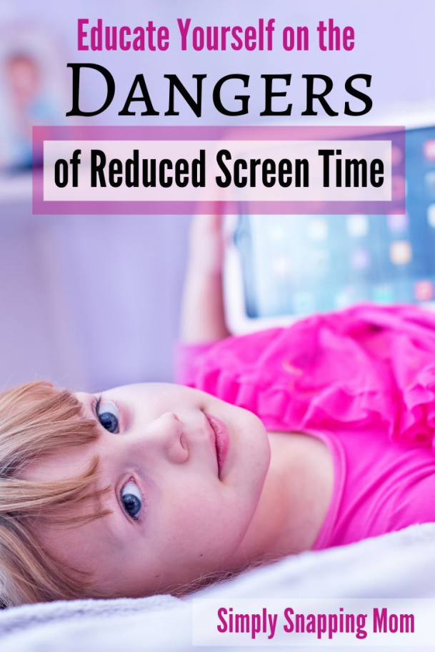 5 of the craziest things happened when we reduced screen time in our home. Check it out - you've been warned! #screentime #lowtechnology #momlife #activitiesforkids #raisinghappykids #raisingsmartkids #parentingadvice #parentingadvice #parenting #advice #parenting #advice #for #toddlers