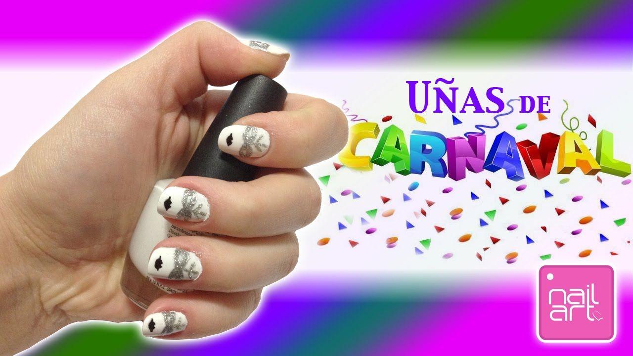 Uñas De Carnaval/Nails Of Carnival