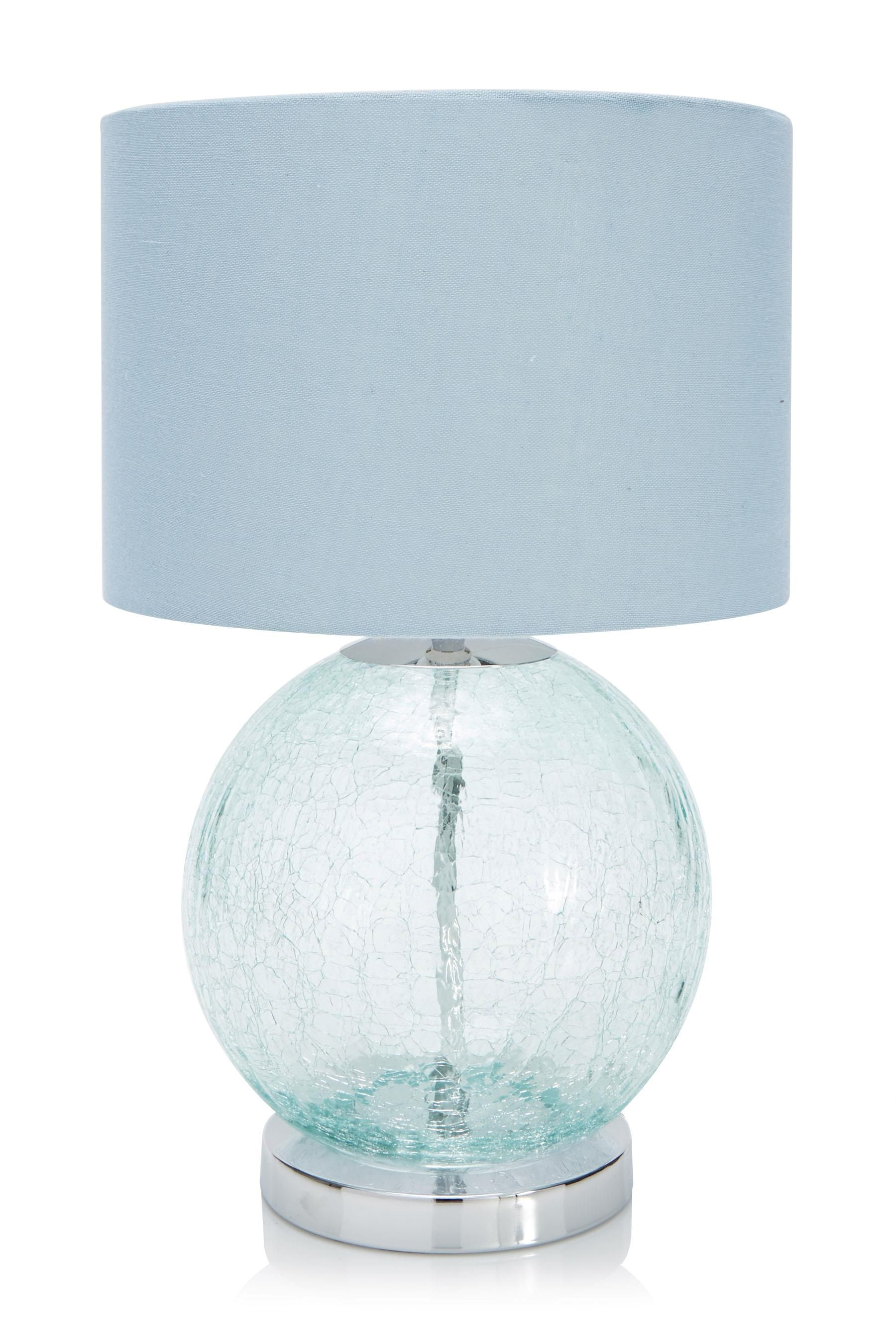 Buy teal crackle table lamp from the next uk online shop new buy teal crackle table lamp from the next uk online shop geotapseo Choice Image