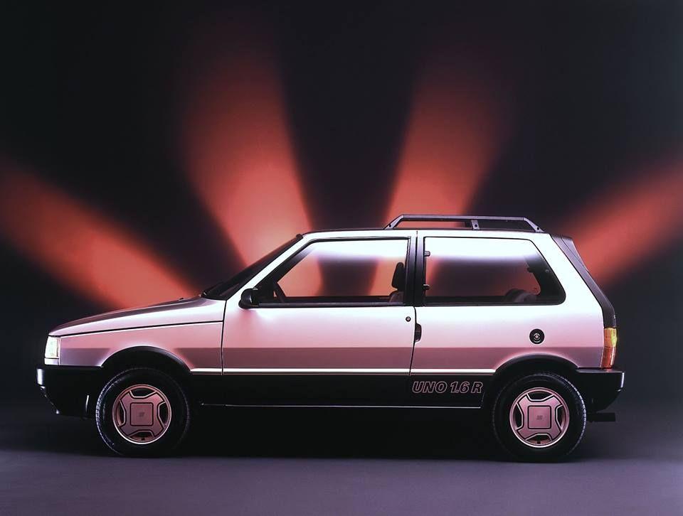 1991 Fiat Uno 1 6r Brasil Fiat Uno Fiat