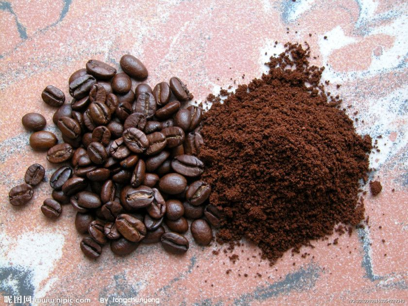what is ground coffee powder
