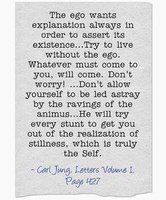 Carl Jung, letters, Vol. I