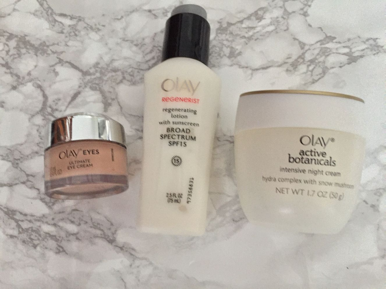 New Skincare Favorites