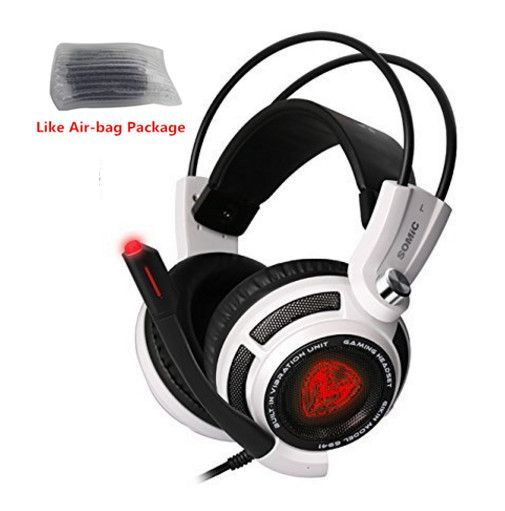 d05e426ae17 Pro Gaming Headphones With Microphone Somic G941 7.1 Surround Sound Effect  USB Game Headset With Vibrating Function For PC Gamer