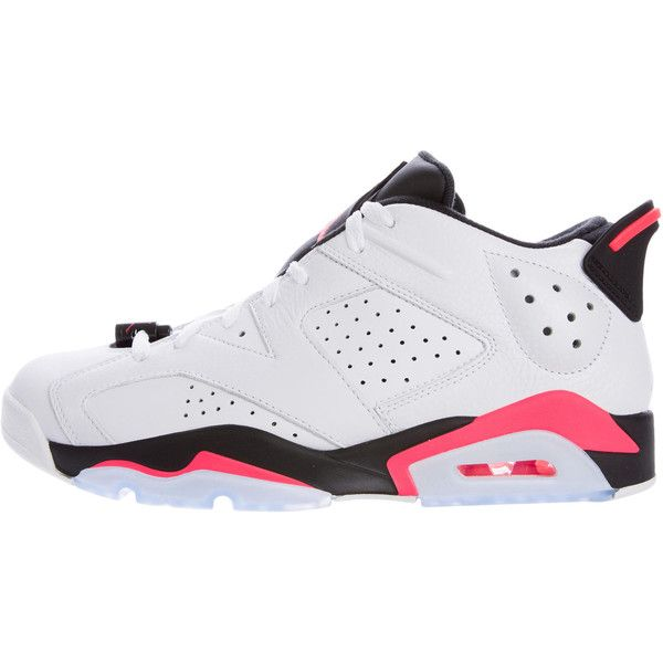 44700e808f6 Pre-owned Nike Air Jordan 6 Retro Low Infrared Sneakers ($225) ❤ liked