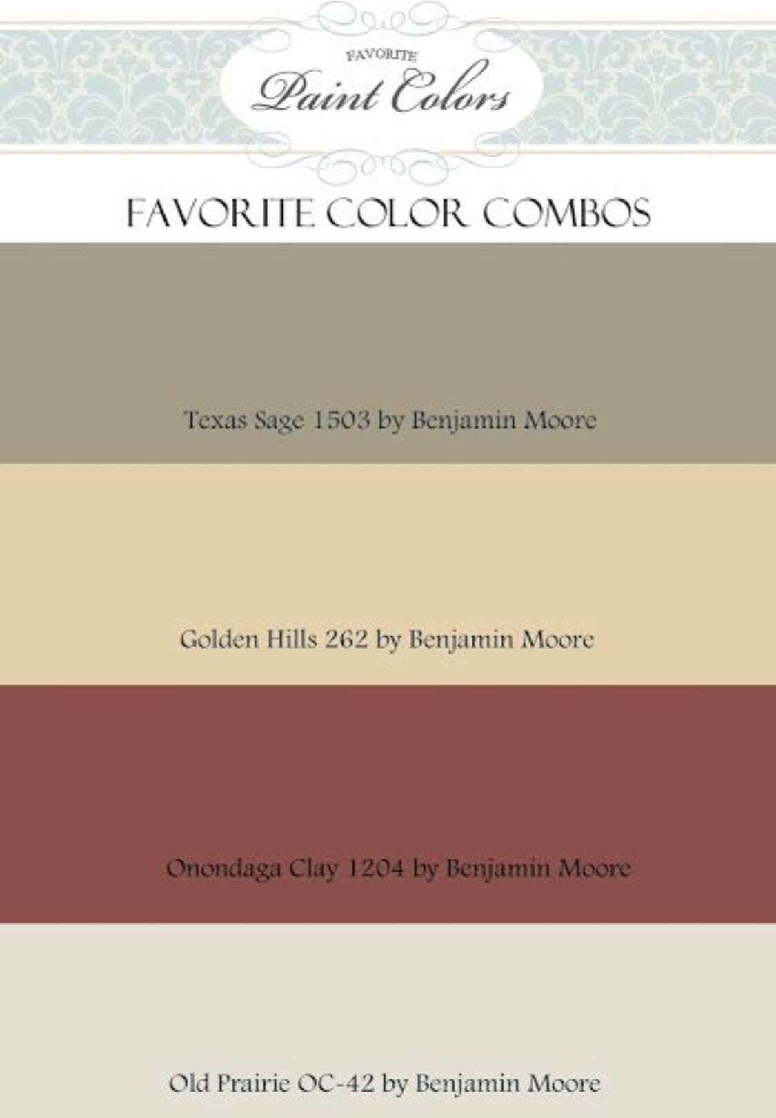 Color Scheme For Living Dining Kitchen Paint Colors For Home Warm Paint Colors Paint Color Combos