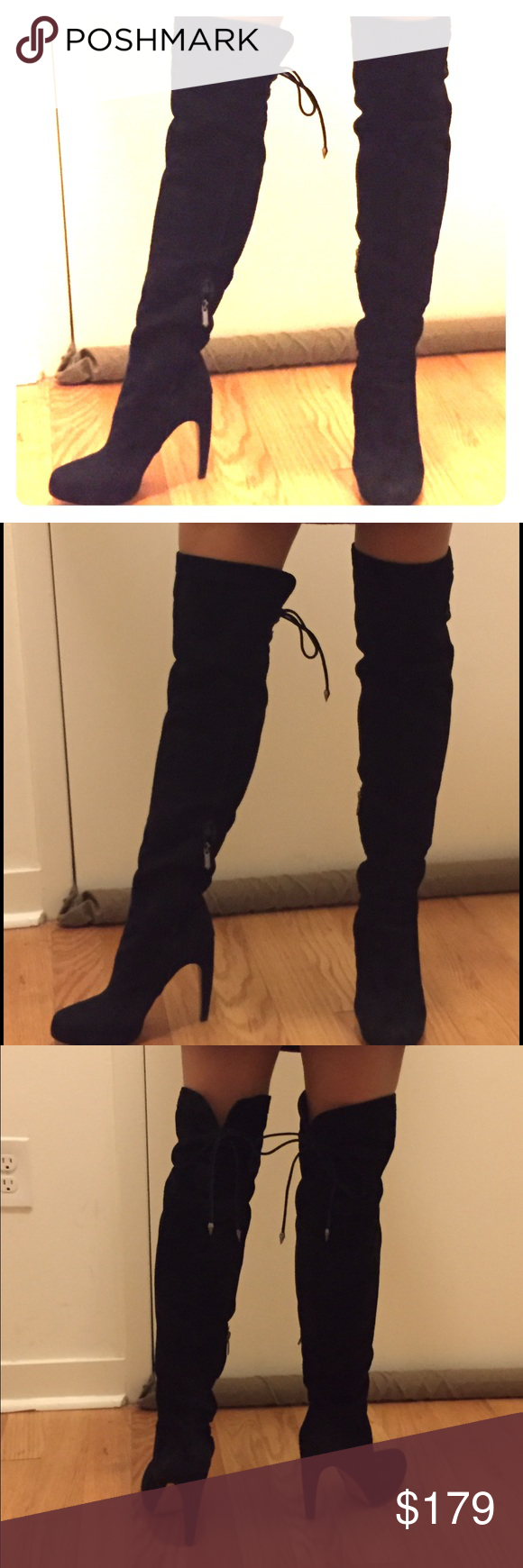 b432d42a1d1418 Sam Edelman Kayla Over The Knee Suede Boots These boots are amazing and  barely worn!