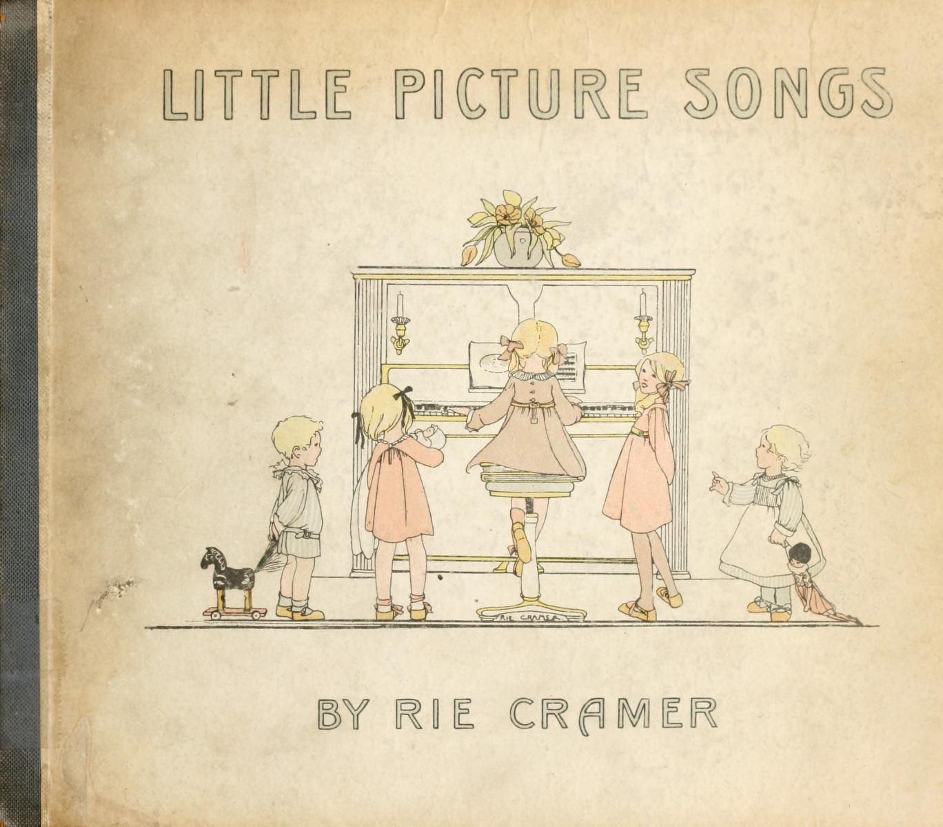 Little picture songs;