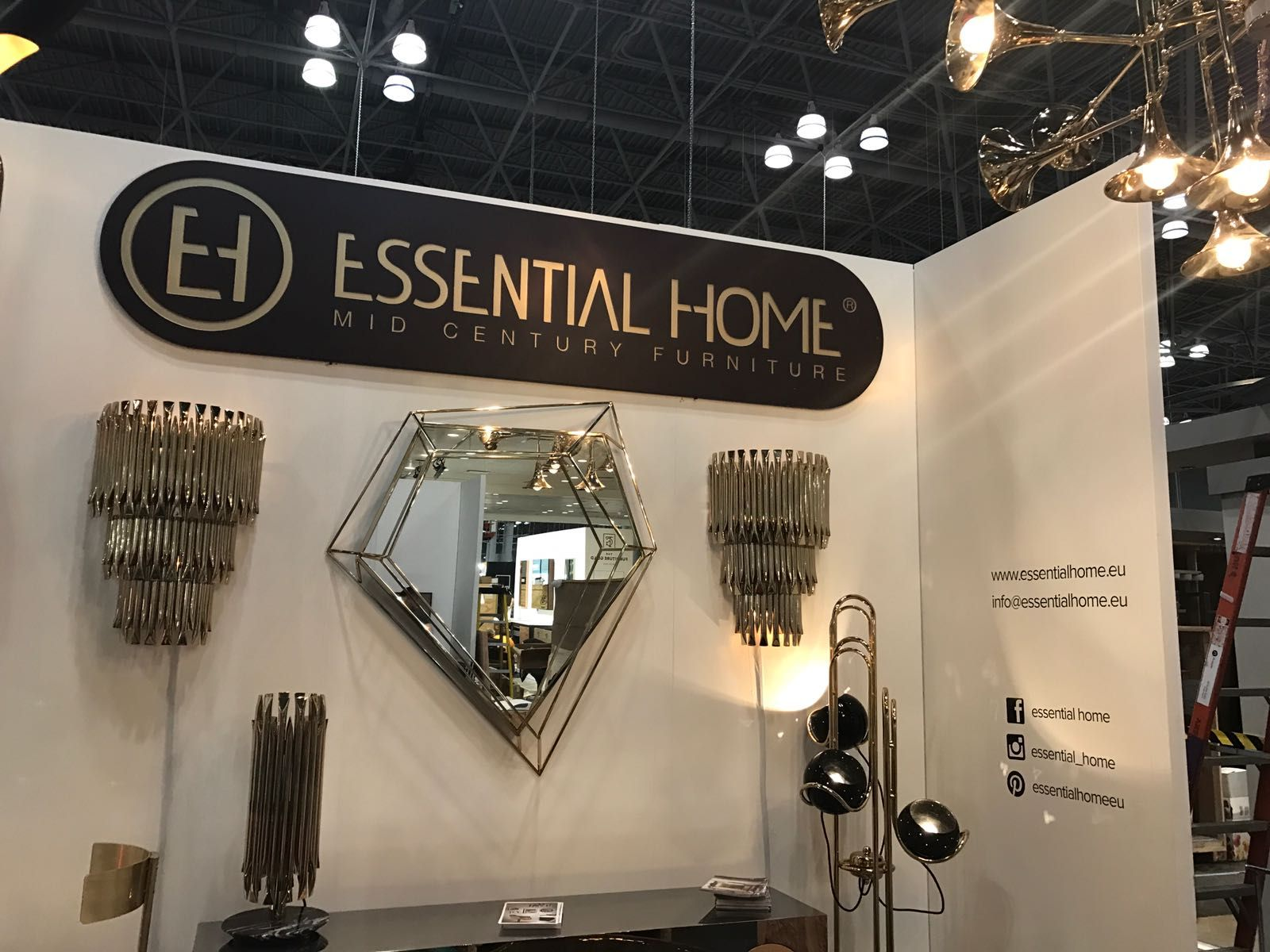 If You Didnu0027t Get The Chance To Visit ICFF Design Show At New York City,  Take A Look At Some Highlights Of The Interior Design Trade Show In #956.