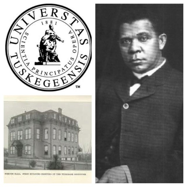 Booker T Washington School: July 4,1881 Tuskegee Institue