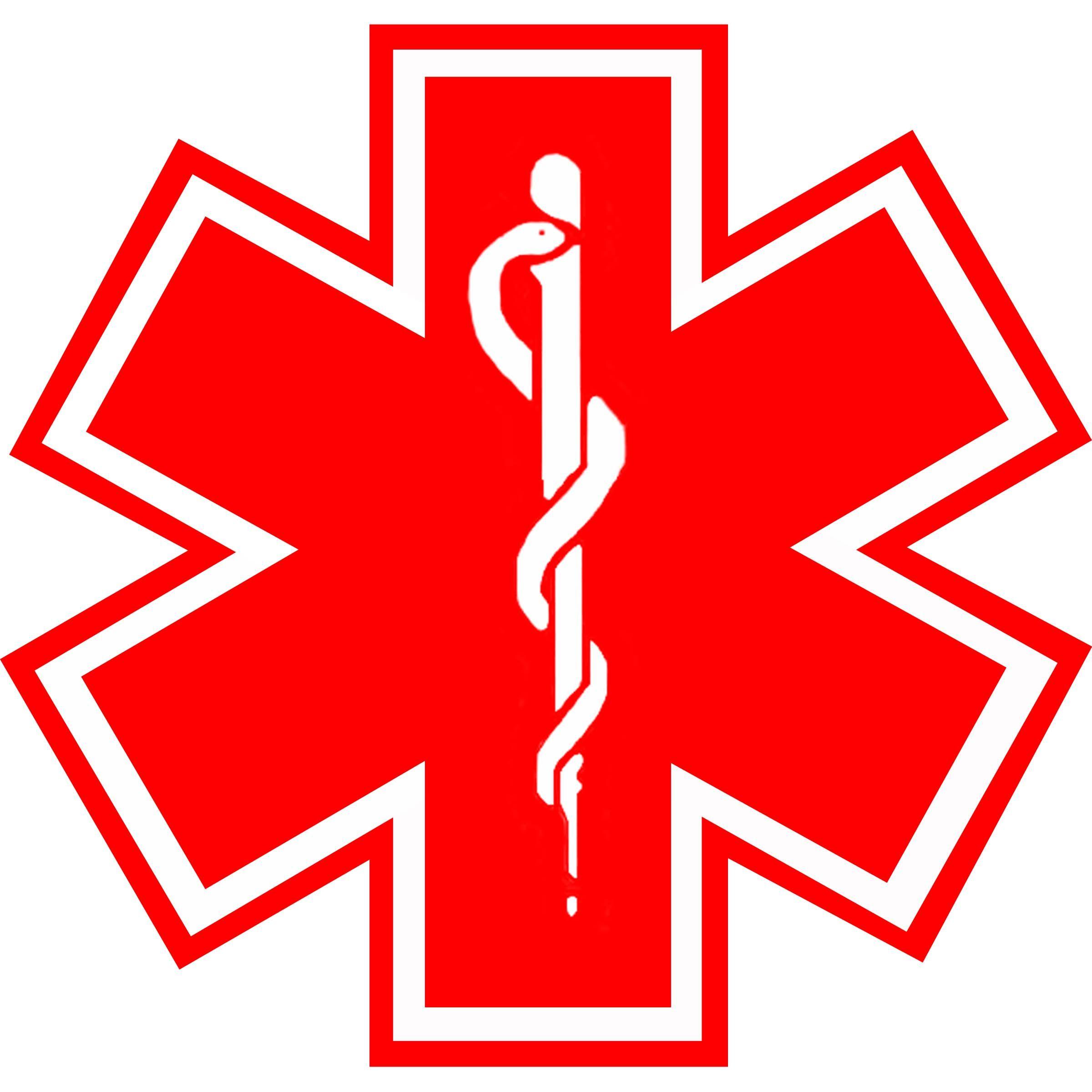 Images For > Medical Alert Symbol Clip Art | Medical alert symbol, Medical  alert, Medical sign