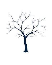 Image Result For Easy Tree Of Life Drawing Fingerprint Trees