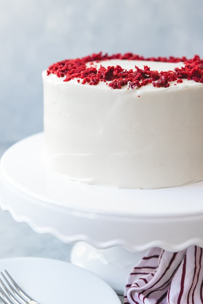 Best Red Velvet Cake - House of Nash Eats -   21 cake Carrot red velvet ideas