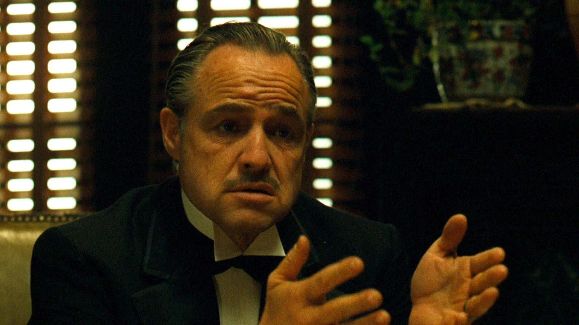Don Corleone Someday And That Day May Never Come Ill Call