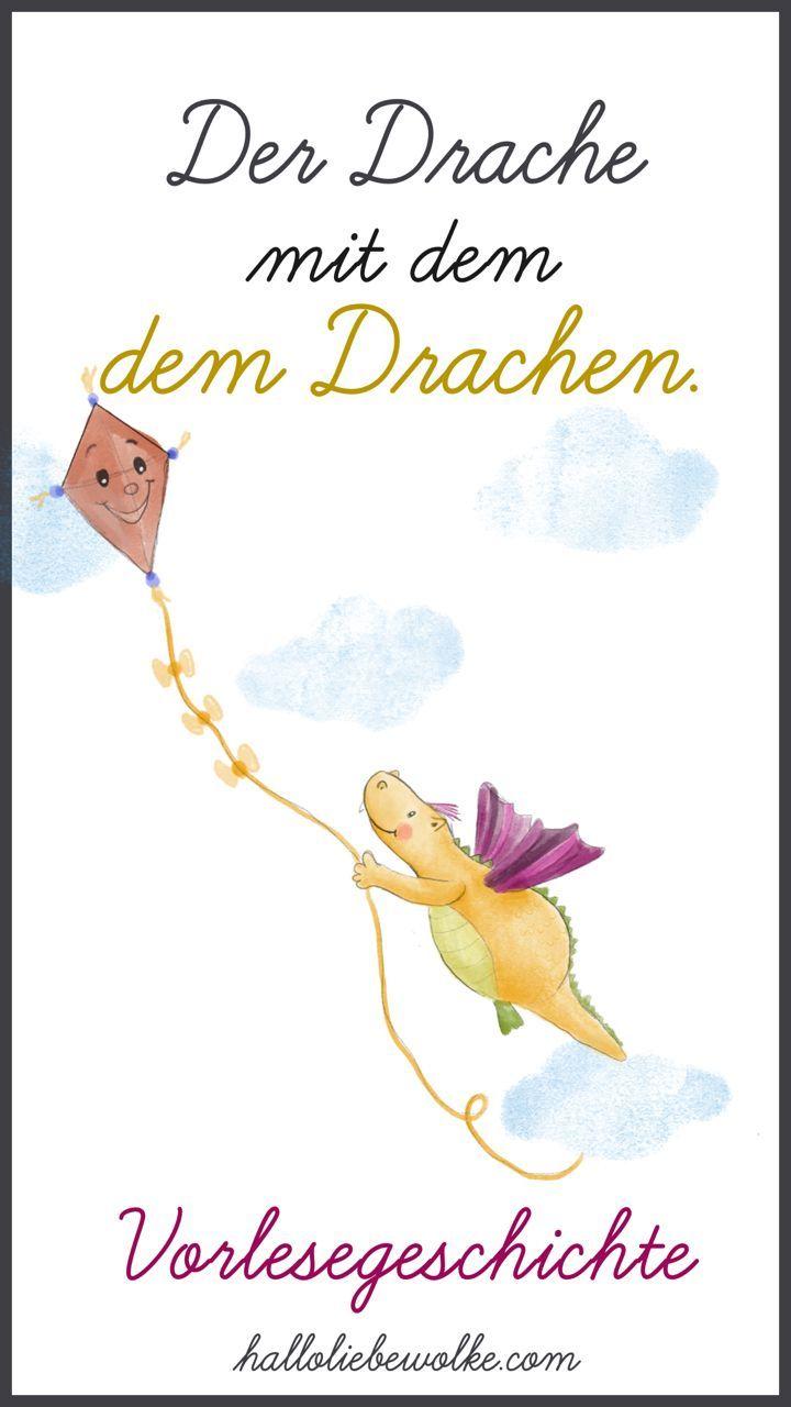 Der Drache mit dem Drachen. Eine Geschichte für Kinder zur Stärkung des Selbstvertrauens.