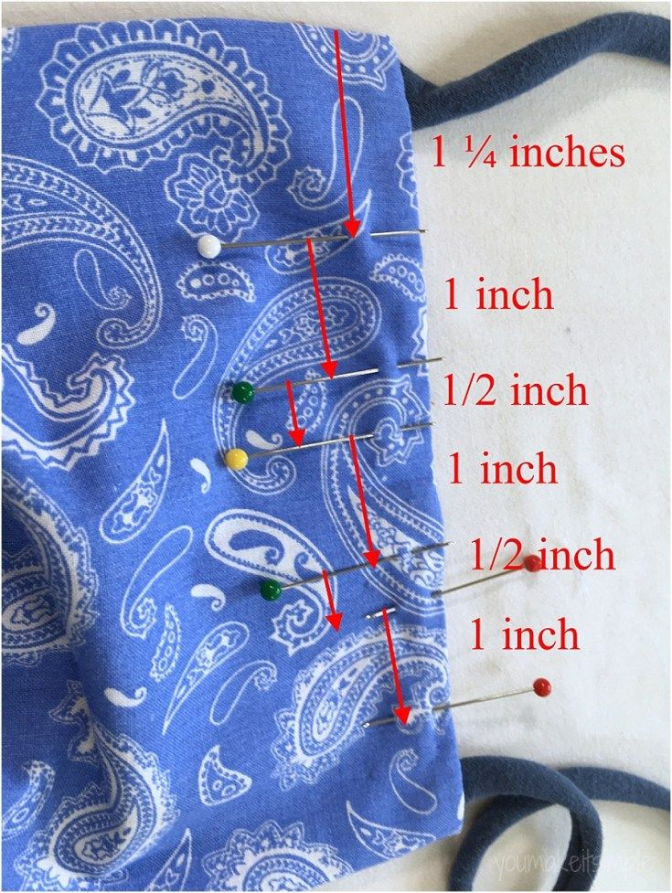Photo of Simplified FACE MASK / No Elastic / Filter Pocket / Upcycled T-Shirt Ties – You Make it Simple
