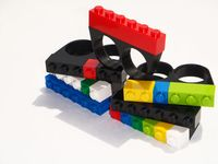 Lego ring! Cool