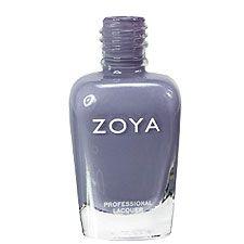 Zoya Nail Polish | Kristen. It's very pretty. Sorta blue gray! I got a sample from my birchbox