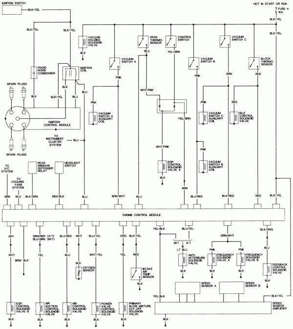 Honda Civic Dx Engine Wiring Diagram, Honda Wiring Harness Diagram