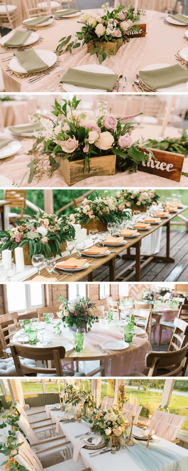 55 bezaubernde Tischdeko-Inspirationen für die Hochzeit - Hochzeitskiste