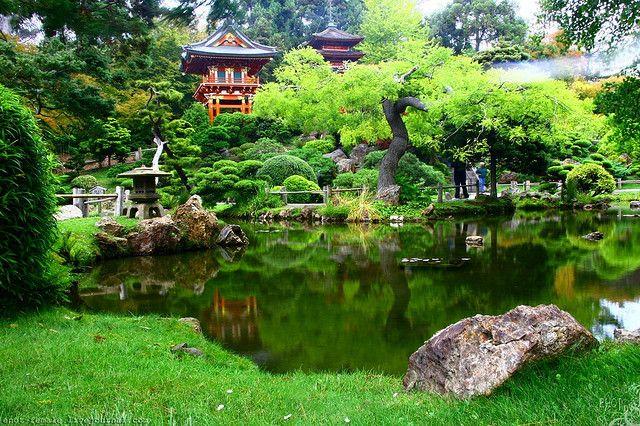 Japanese Tea Garden (San Francisco, California