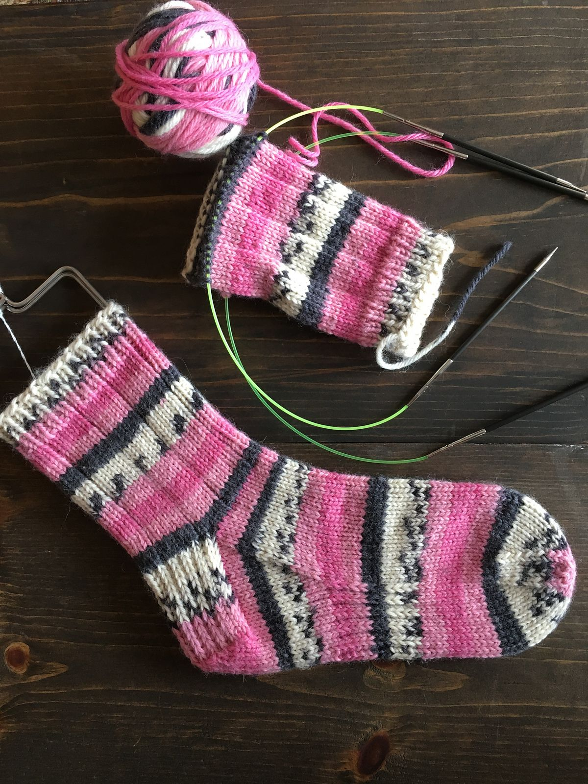 Boot Camp Socks Pattern By Leah Oakley With Images Camp Socks Socks Knitting Socks
