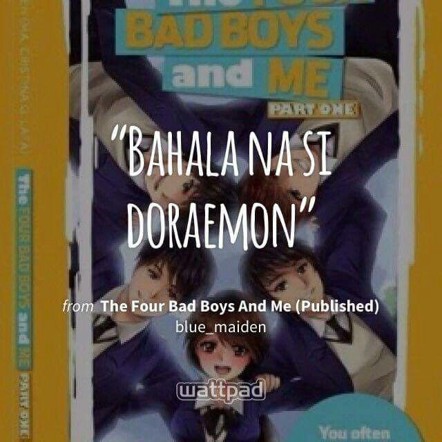 The four bad boys wattpad