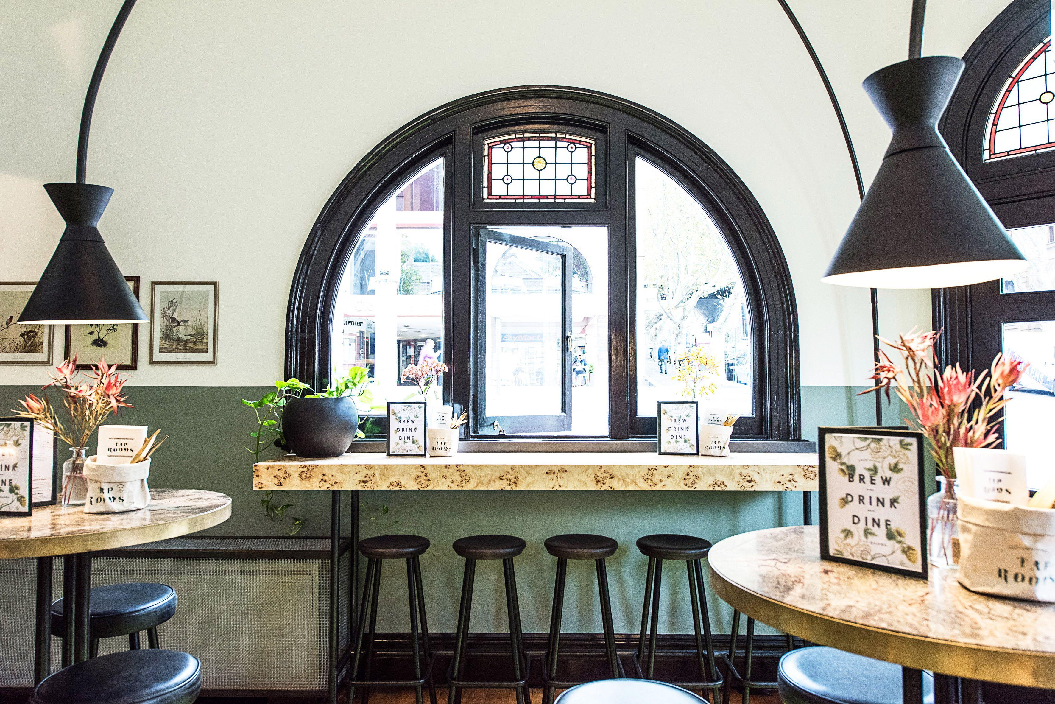 Tour a Charming New Bar in The Rocks via @MyDomaineAU