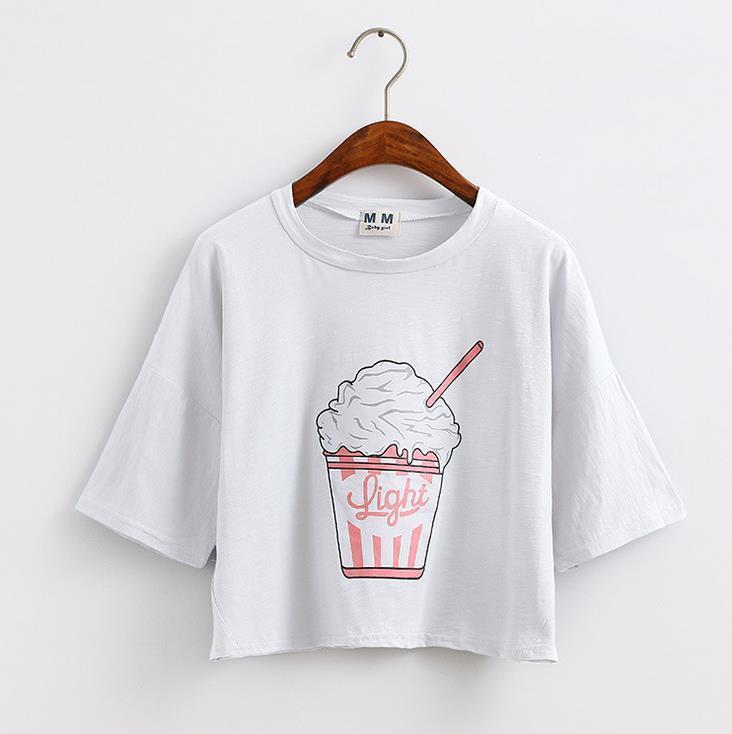acf8b78cc5779  20 Milkshake Crop Top